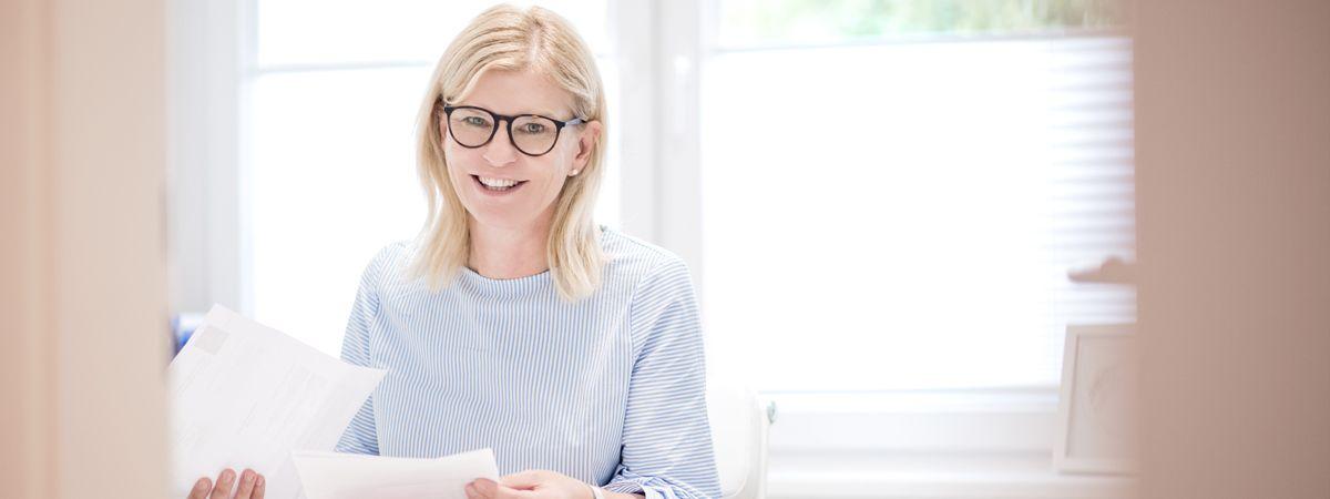 Dr. Karin Schmid | Hausärztin im Westen Dr. Karin Schmid